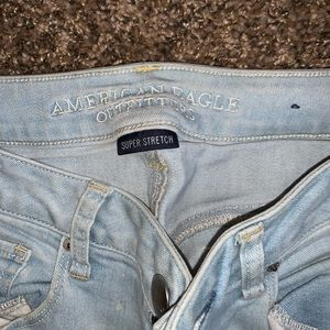 American eagle jeans 8